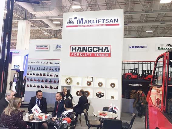 MAKLIFTSAN At WIN EURASIA Automation 2017 In ISTANBUL