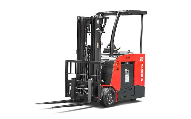 3-Wheel Stand-up Lift Truck 3,000-5,000lbs