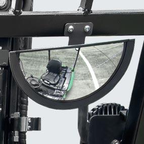 Panoramic Rear View Mirror