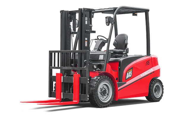 Large Electric Pneumatic Forklift 8,000-10,000lbs