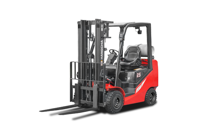 IC Compact Pneumatic Forklift  5,000lbs