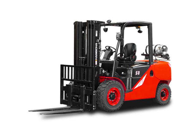 Mid Pneumatic Forklift  8,000-11,000lbs
