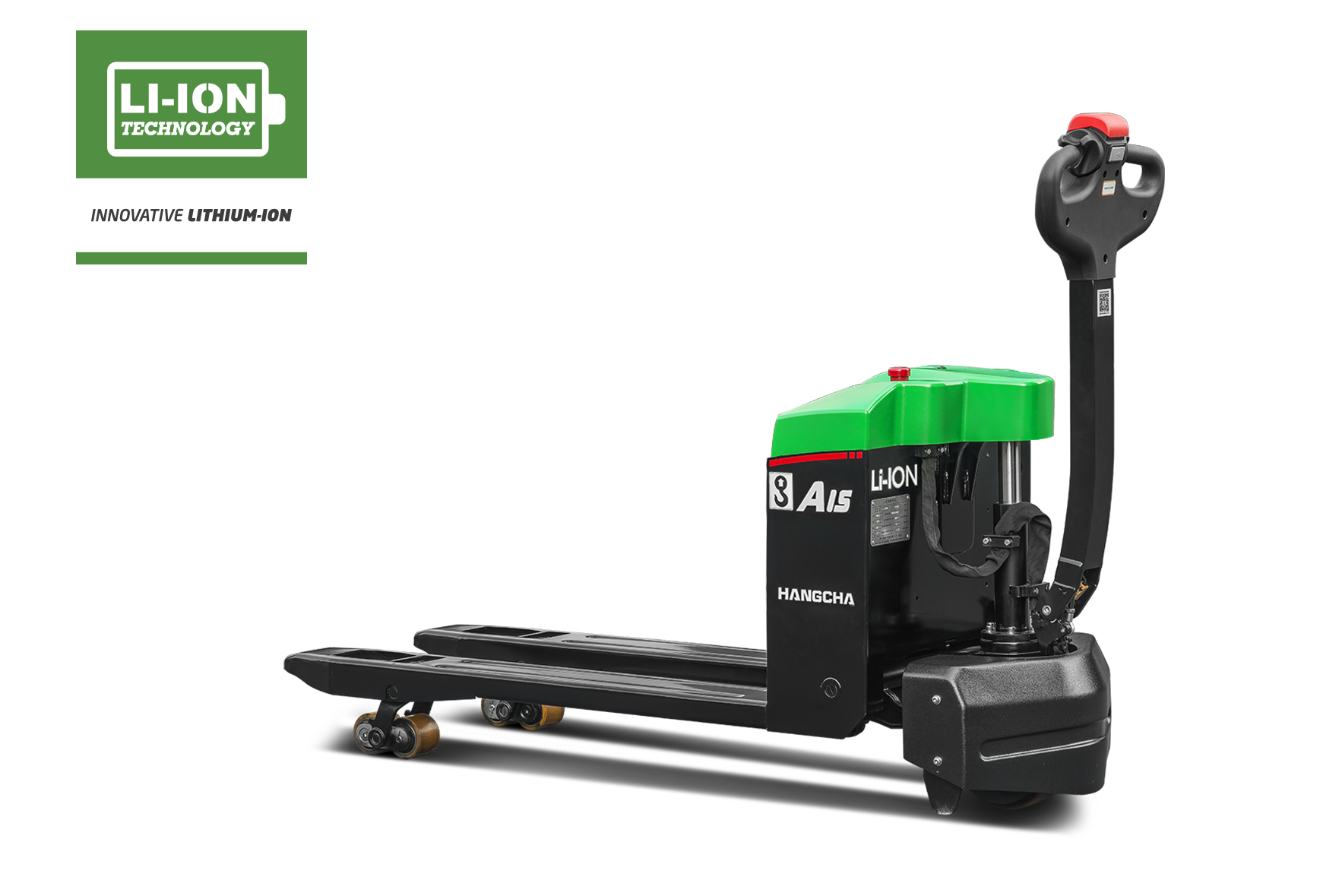 Electric Lithium-ion Light Duty Walkie Pallet Jack3,000lbs