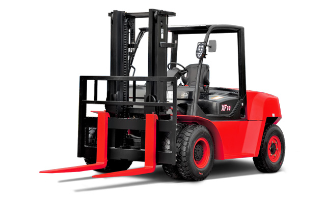 Big  Pneumatic Forklift  11,000-15,500lbs