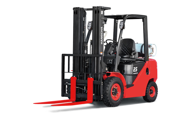 IC Pneumatic Forklift  3,000-7,000lbs