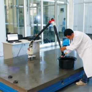 Articulated Arm Measuring Machine