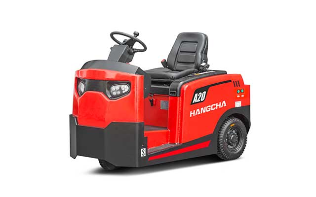 Electric Tow Tractor 4,500-13,500lbs
