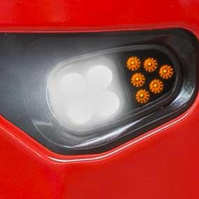 Reliable LED lighting