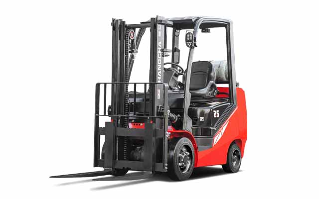IC Cushion Forklift 3,000-6,500lbs