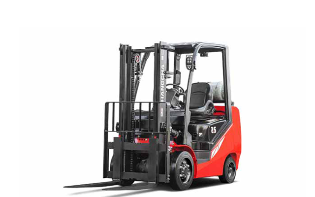 IC Cushion Forklift 3,000-6,500lbs