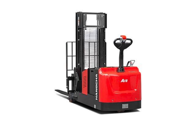 Industrial Walkie Counterbalanced Stacker 2,000-4,000lbs