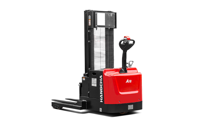 Industrial Walkie Stacker 2,500-4,000lbs