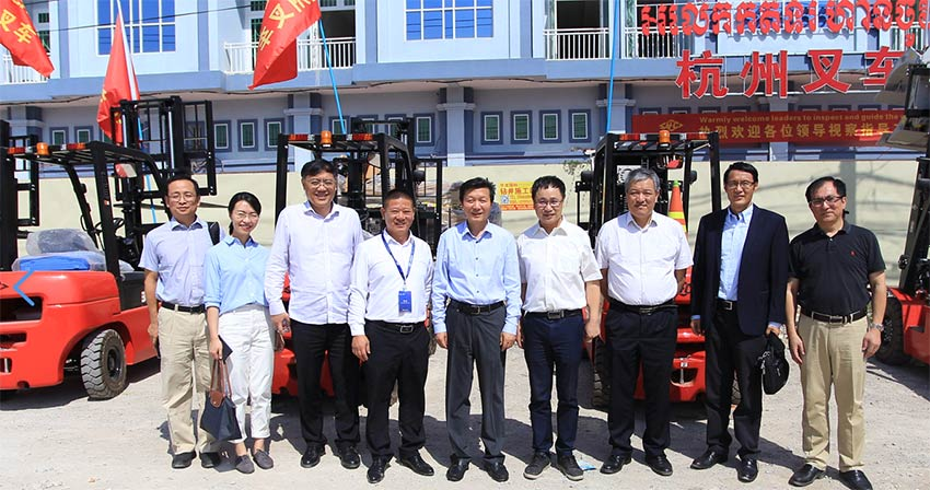 Approaching Cambodia's Forklift Market