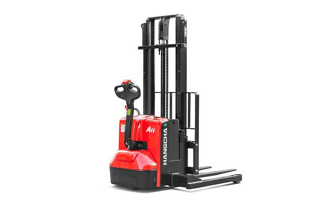 Walkie Straddle Stacker 2,500lbs