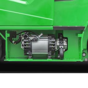 FB30CLi Hydraulic Pump