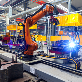 Automated Welder